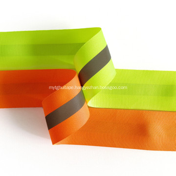 Green Color Waterproof Oxford Iron on Reflective Tape