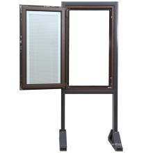 Custermized Double Glazed Aluminium Casement Window