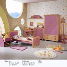 Cabinet de garde-robe, armoire armoire, armoire de rangement (WJ278613)