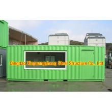 Sitio de construcción Casa / Tienda de contenedores (CH-10)