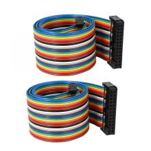 26 Pin Connector IDC Flat Ribbon Cable