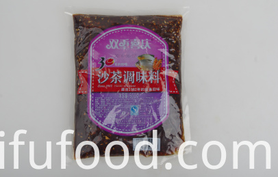 Shacha sauce hot pot bottom material