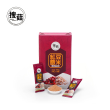 Health Benefit breakfast cereal Dried Red Bean Coix Seed Mix Powder