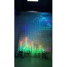 LED DMX bolas de pixel controladas por software Strings de luz