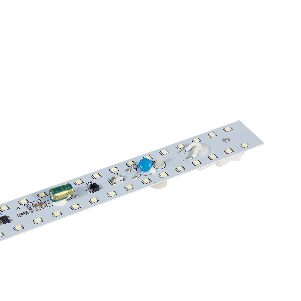 Side of white light 9W dimming LED light board module