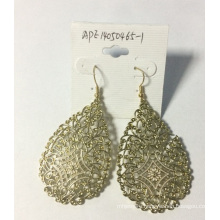 Aaaaa Beauty Lace Earring with Metal