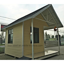 Small Low Cost Prefabricated House for Victims and Poor People