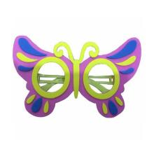cadeau et artisanat, enfants bricolage kits design papillon fausses lunettes EVA