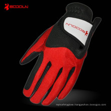 Leather Golf Gloves with Customized Logo