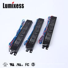 Metallgehäuse Dual-Ausgang 290mA 30W LED dimmbare Treiber Konstantstrom dimmbare LED-Treiber