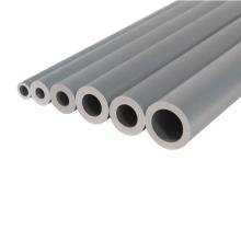 Perfil de tubo de aluminio de pieza de torneado de torno CNC de aluminio