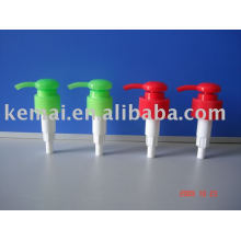 Foaming pump