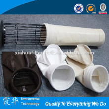 Bag filter specification for cement dust
