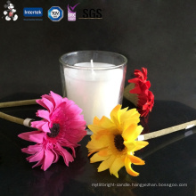 Best Selling Environmental Protection New Arrival Cheap Glass Cup Candle