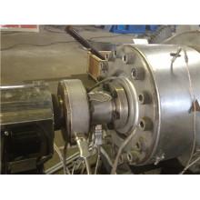 Machine en plastique d'extrusion de tuyau de HDPE PE / production faisant la machine / ligne
