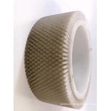 Customized Cylindrical Roller Brush Spiral Brush For Dusting