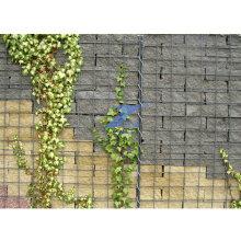 Muros de contención de gaviones de apertura 8X10cm
