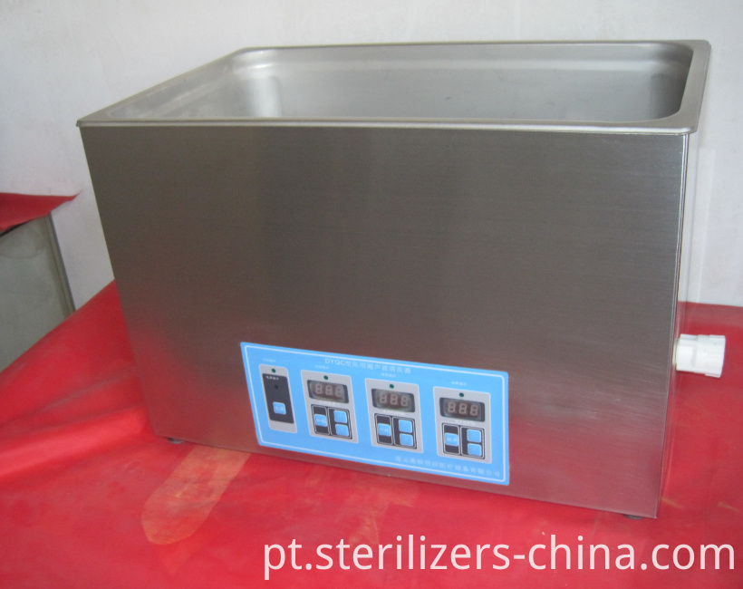304 stainless steel cleaning machine