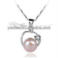 DIY Мода Ювелирные изделия Подвеска Любовь пару ожерелье Подвеска для женщин