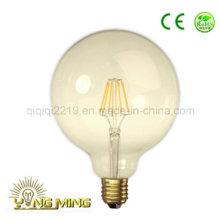 Bombilla de filamento de 5W color oro G125 LED