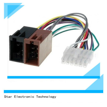 China Factory of Car Automobile 12 Pin Connector Automotive Wiring Cable Harness Assembly