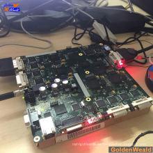 Controlador principal de fabricantes, placa de circuito de control remoto, ensamblaje de pcb