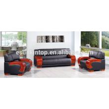 Sofá de muebles de oficina, Mobiliario de oficina de muebles de diseño y venta, fabricante de muebles de oficina en Foshan (T3090)