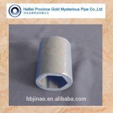 Dentro do tubo do hex e processo sem emenda fornecido em Hebei