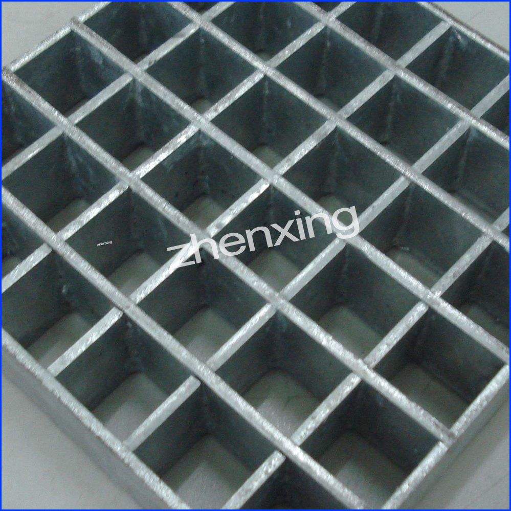 Heavy Load Plug Steel Bar Grating