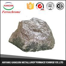 Escória de ferrocromo é amplamente utilizada na indústria de fundição