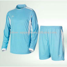 Mens Long sleeve Soccer kit / Football jersey