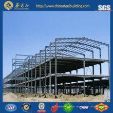 Prefabricated Steel Frame Building (XGZ-14003)