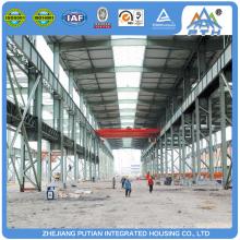 Edificio de la casa de marco de la estructura dos de la estructura de acero ligera prefabricada del nuevo diseño ambiental