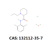 Ropivacaine HCL api and intermediate cas 132112-35-7