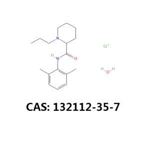 Special for Tetracaine Anesthetic Drug,Anesthetic Powder,Anesthetic Cream Pharmaceuticals Wholesale from China Ropivacaine HCL api and intermediate cas 132112-35-7 supply to Netherlands Suppliers