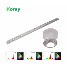 Waterproof led grow light full spectrum led grow light bar with vertical farming systems