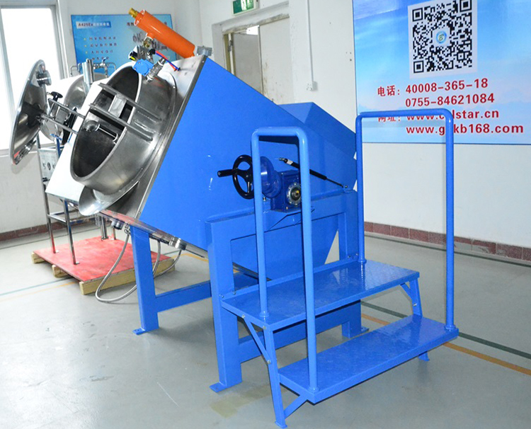 Bi-Solvent Solvent Recycling Machine