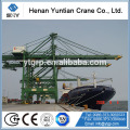 QUAYSIDE CONTAINER CRANE WITH SPREADER 35T