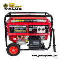 Taizhou Power Value inverter 5000w gasoline generator for sale
