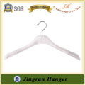 Quality Supplier Plastic Dress Hanger Italy Fashion Clothing Hanger