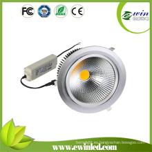 45W LED COB Downlight con 3 años de garantía