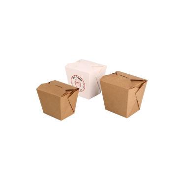 New design creative leak proof  paper box