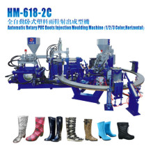 2 Colour PVC Rain Boots Making Machine Prices