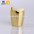 gold zamac perfume glass bottle cap