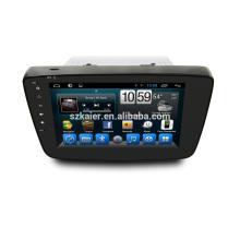 Usine Plein tactile 8 '' Double Din Suzuki Baleno 2015 2016 lecteur DVD de voiture Système de navigation GPS avec MP3 BT Radio Lecteur de musique