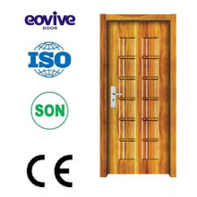 Modern interior Sound-proof melamine wood door designs