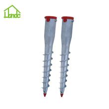 Âncora de parafuso de guarda-chuva de alta qualidade