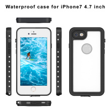 Custom Logo Printing Waterproof iPhone7 phone case