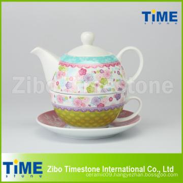 Porcelain Wholesale Tea for One