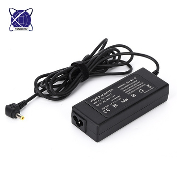 12V 6A 72W AC DC-adapter
